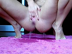 Female ejaculation, French, Squirting