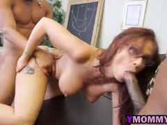 Group, Milf, Monster cock, Office, Big black cock, At work, Fucking, Angry, Cock, Tits, Big tits, Sucking