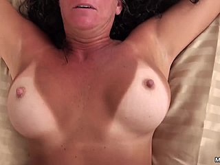Play with milf tits