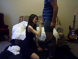 Scared of cum porn