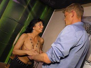 hausfrau ficken steamy sex with amateur german