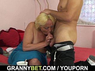 Grannybet com you porn