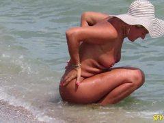 Beach, Nudist, Beach sex, Sex, Milf, Amateurs, Voyeur