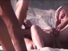 Sex, Group, Beach sex, Nude, Beach, 3 some, Blowjob, Outdoor, Public, Party, Amateurs, Swingers