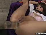 Ass, Needle, High definition, Blowjob, Asian, Hairy, Teen, Bdsm, Japanese, Pov
