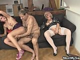 Sex, Blonde, Toys, Mature, Boobs, Girlfriend, Hardcore, Group, 3 some, Babe, Masturbation, Friend, Tits, Brunette, Big tits