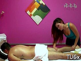 Ázijský sex massge