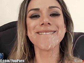 Big boobs tits pussy