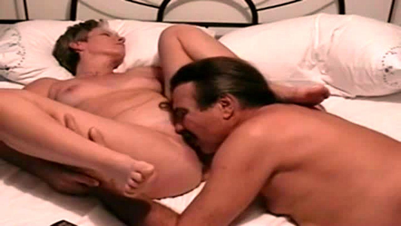 Mature Couple Sensual Sex