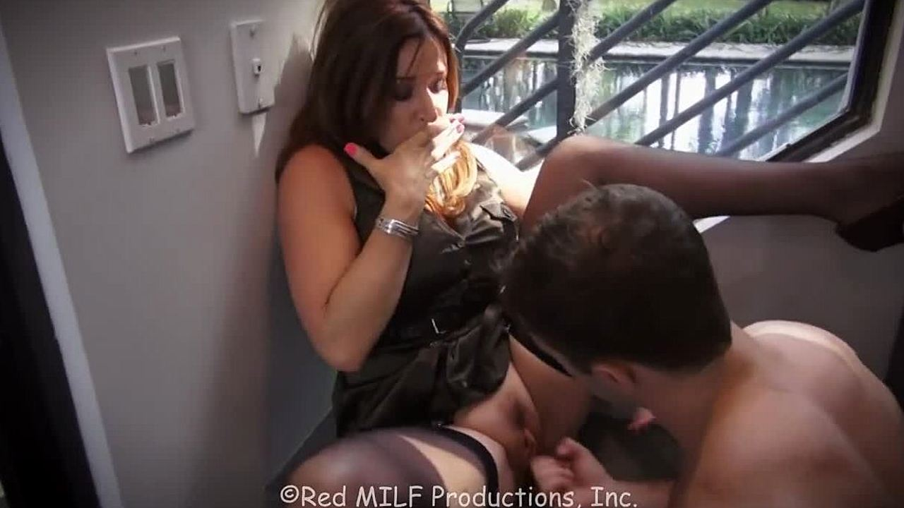 Fucked While Husband The Phone