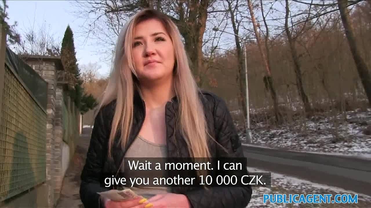 Casting Lesbian Female Agent