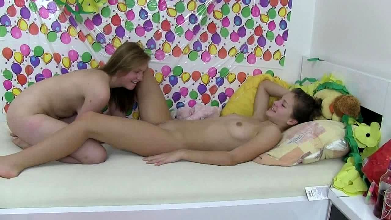 Hot Lesbians Sucking Big Tits